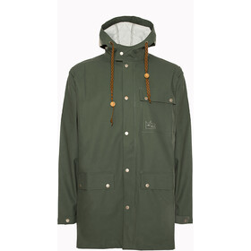 Varg Göteborg Veste imperméable, forest green